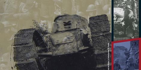 image - EXPOSITION LE NOUVEAU VISAGE DE LA GUERRE. COMBATTRE, MEUSE 1918