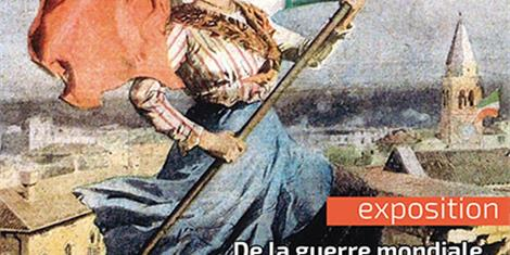 image - EXPOSITION | DE LA GUERRE MONDIALE À LA PAIX EUROPÉENNE
