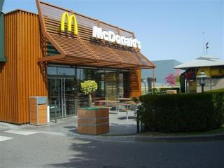 MC DONALD'S DE LUNEVILLE