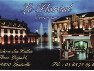 RESTAURANT LE FLOREAL