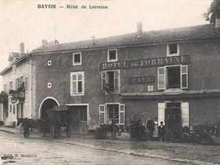 RESTAURANT DE LORRAINE - PROVISOIREMENT FERMÉ