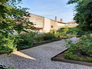 Jardin de l'abbé - Ville de Lunéville