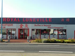 RESTAURANT LE ROYAL LUNEVILLE