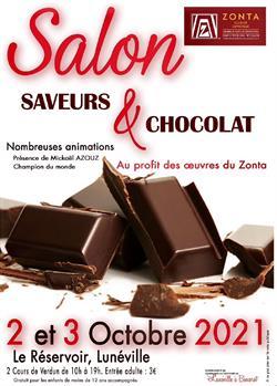 SALON SAVEURS ET CHOCOLAT