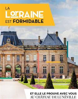 LA LORRAINE EST FORMIDABLE