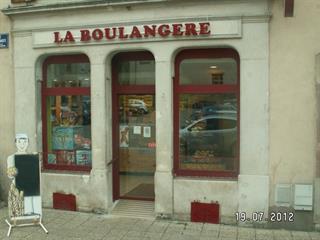 la Boulangerie - pâtisserie au Pain qui Chante