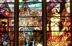 JOURNÉES EUROPÉENNES DU PATRIMOINE - VISITE GUIDÉE DE L'ÉGLISE JEANNE D'ARC