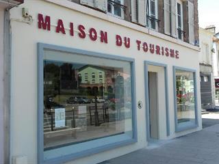 MAISON DU TOURISME DU PAYS DU LUNEVILLOIS - BUREAU D'INFORMATION TOURISTIQUE DE BACCARAT