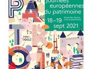 JOURNÉES EUROPÉENNES DU PATRIMOINE AU CHÂTEAU DE BLAMONT