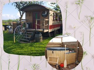 La Roulotte des Amish