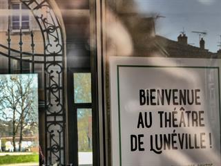 Théâtre de Lunéville - Daniel Manzi