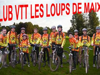 CLUB DE VTT LES P'TITS LOUPS