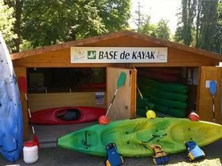 BASE DE KAYAK DE BACCARAT