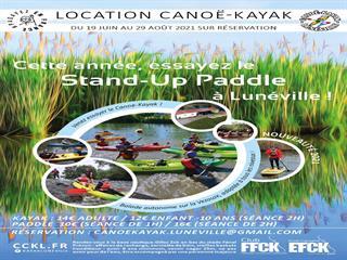 Club de Kayak de Lunéville