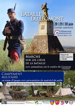 LA BATAILLE DU LÉOMONT