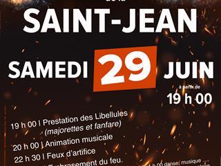 FEUX DE LA SAINT JEAN