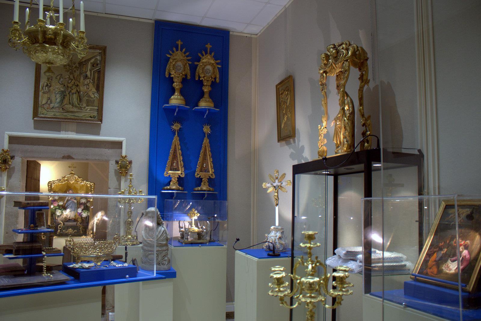 EXPOSITION MÉMOIRE D'ART SACRÉ
