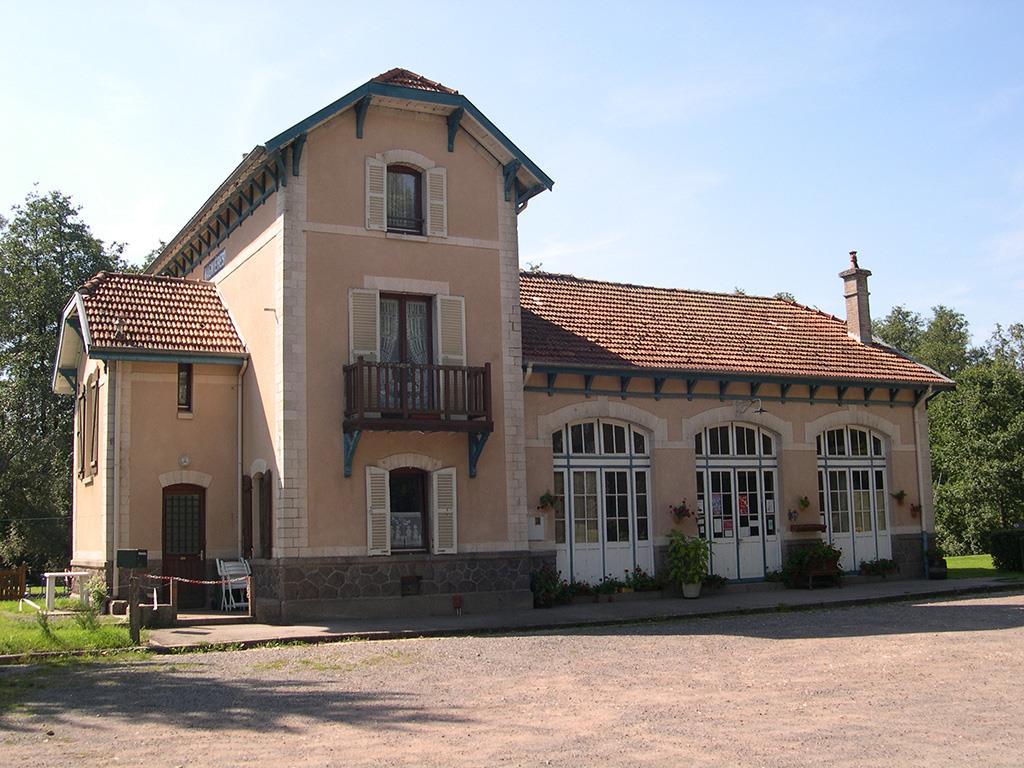 MAISON DU TOURISME DU PAYS DU LUNEVILLOIS - BUREAU D'INFORMATION TOURISTIQUE DE MAGNIÈRES