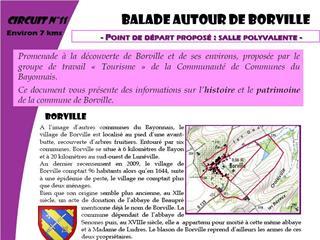 Balade à Broville - CC du Bayonnais