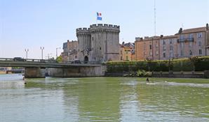 PORTE CHAUSSÉE (ALSO CALLED THE TOUR CHAUSSÉE)
