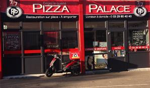 RESTAURANT PIZZA PALACE