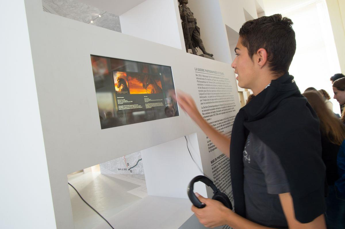 EXPOSITION | QUE RESTE-T-IL DE LA GRANDE GUERRE ?