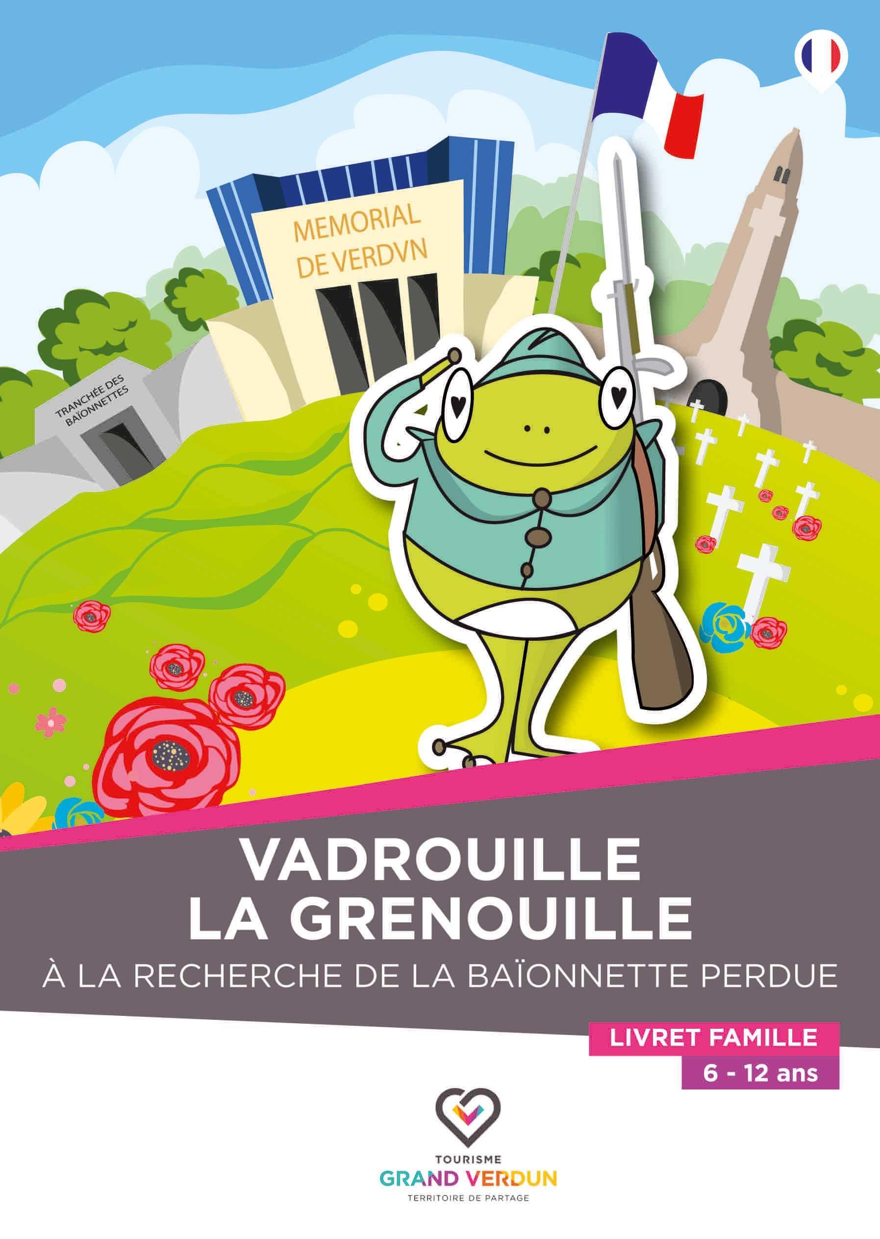 VADROUILLE LA GRENOUILLE