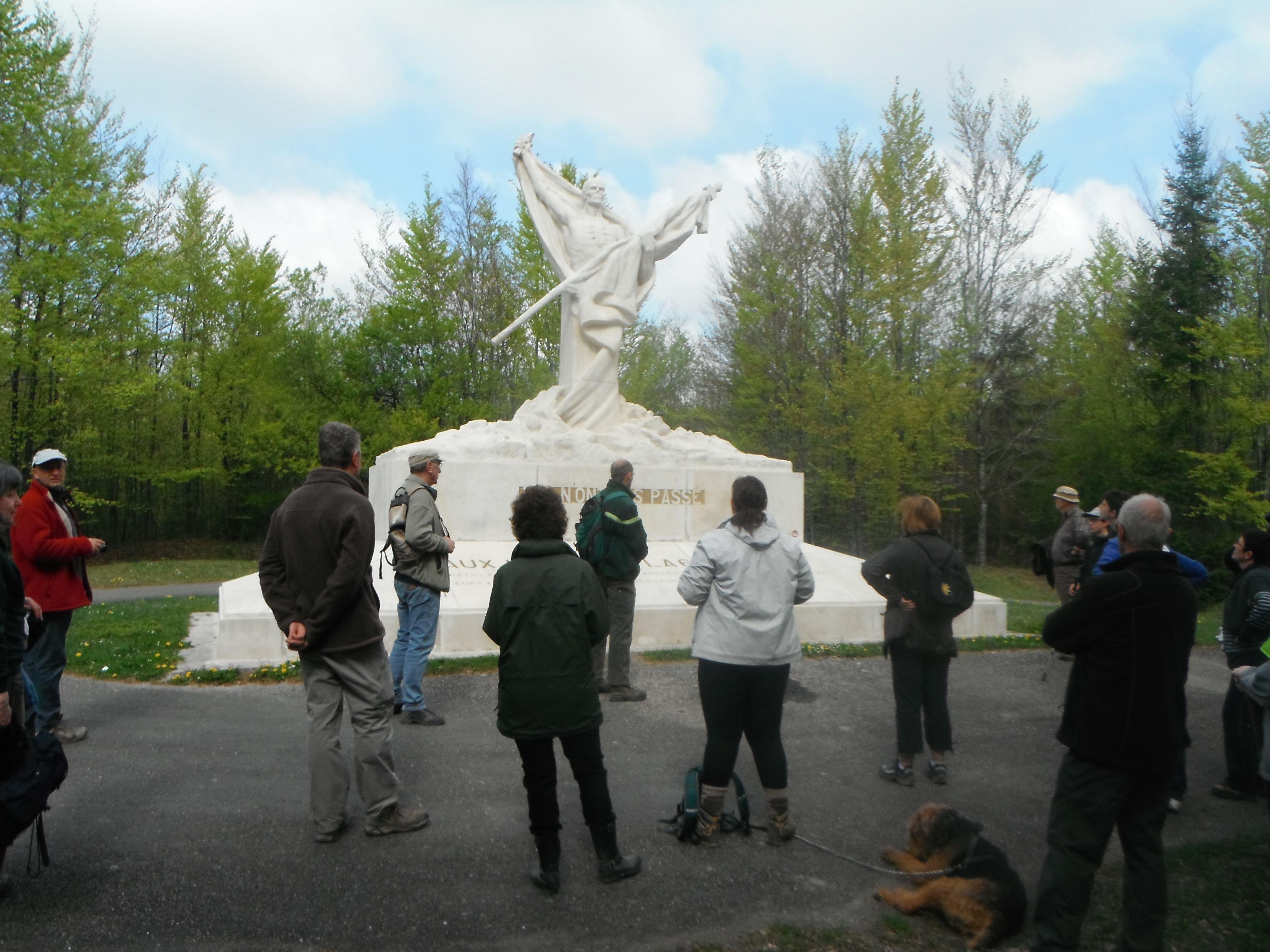 LES FORETS DE L'HISTOIRE 14-18/DOUAUMONT