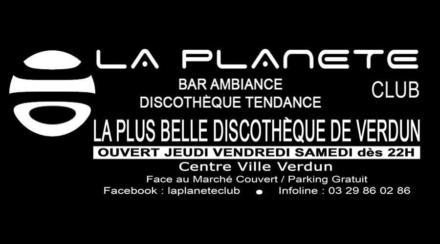 DISCOTHÈQUE LA PLANÈTE CLUB