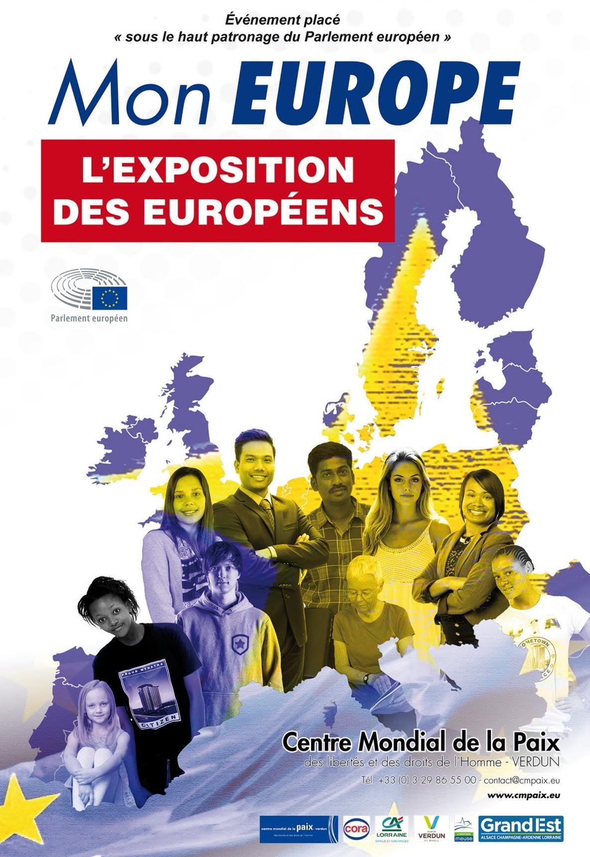 EXPOSITION | MON EUROPE