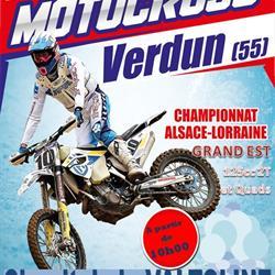 MOTOCROSS CHAMPIONNAT D'ALSACE LORRAINE