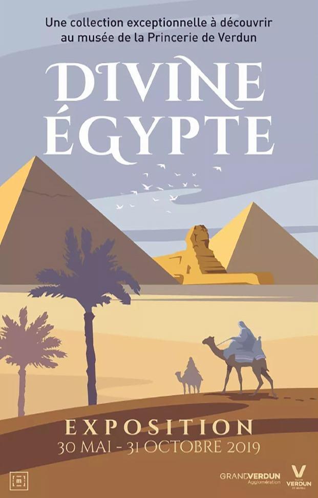 EXPOSITION DIVINE EGYPTE