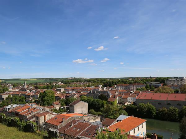 Jardins du centre mondial de la paix verdun tourisme verdun - Verdun office du tourisme ...