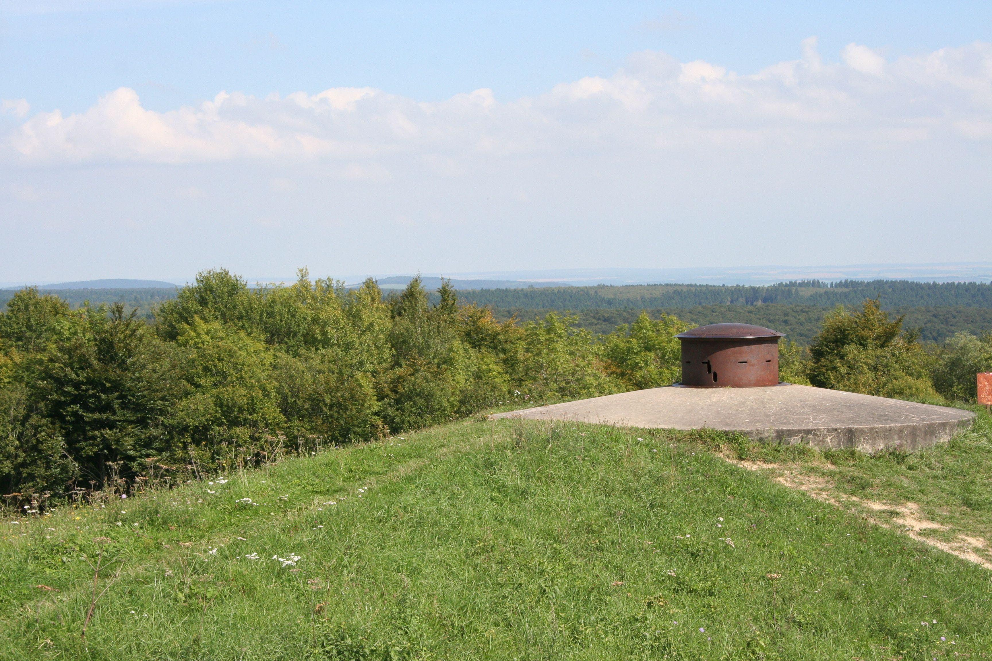 POINT DE VUE - FORT DE DOUAUMONT
