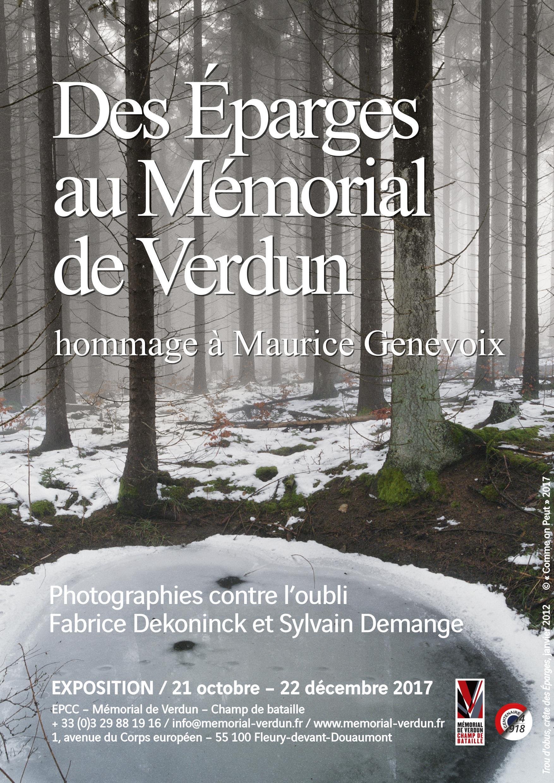 EXPOSITION | DES ÉPARGES AU MÉMORIAL DE VERDUN HOMMAGE À MAURICE GENEVOIX