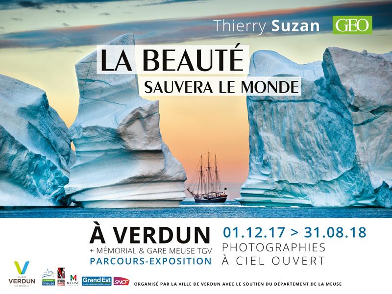 EXPOSITION LA BEAUTÉ SAUVERA LE MONDE