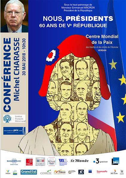 CONFÉRENCE DE MICHEL CHARASSE – FRANÇOIS MITTERRAND ET LA CONSTITUTION DE LA VE RÉPUBLIQUE