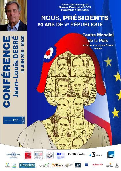 CONFÉRENCE DE JEAN-LOUIS DEBRÉ - AUX ORIGINES DE LA VE RÉPUBLIQUE