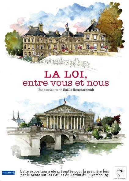 EXPOSITION | LA LOI, ENTRE VOUS ET NOUS