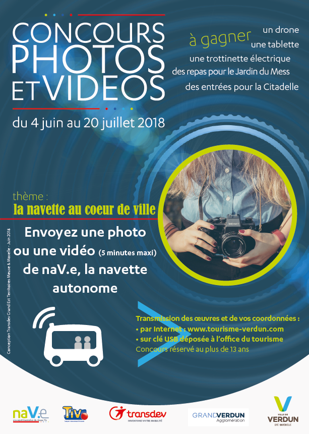 LA NAVETTE AU CŒUR DE VILLE - CONCOURS PHOTOS ET VIDEOS