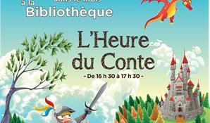 L'HEURE DU CONTE