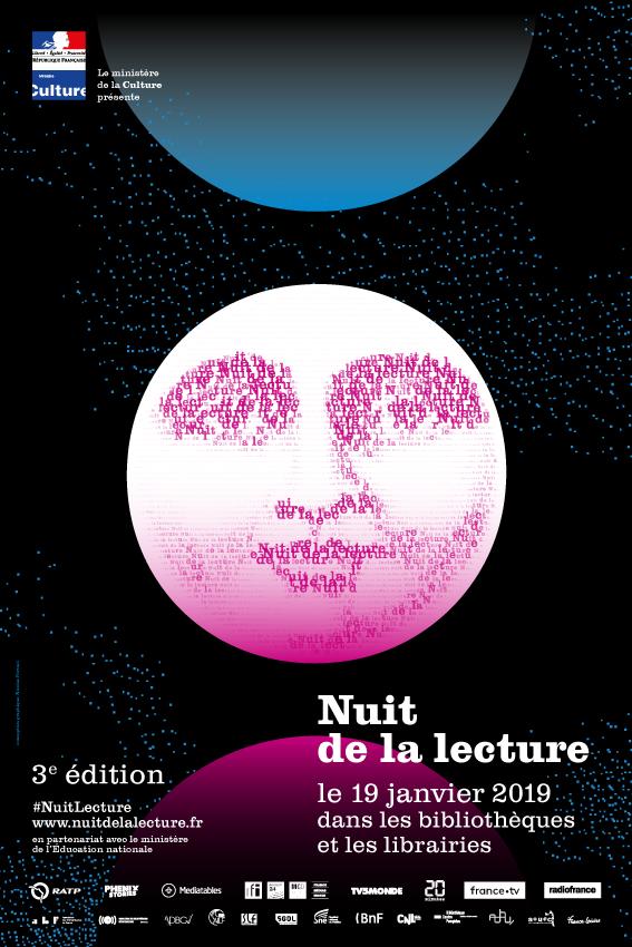 SPECTACLES | NUIT DE LA LECTURE