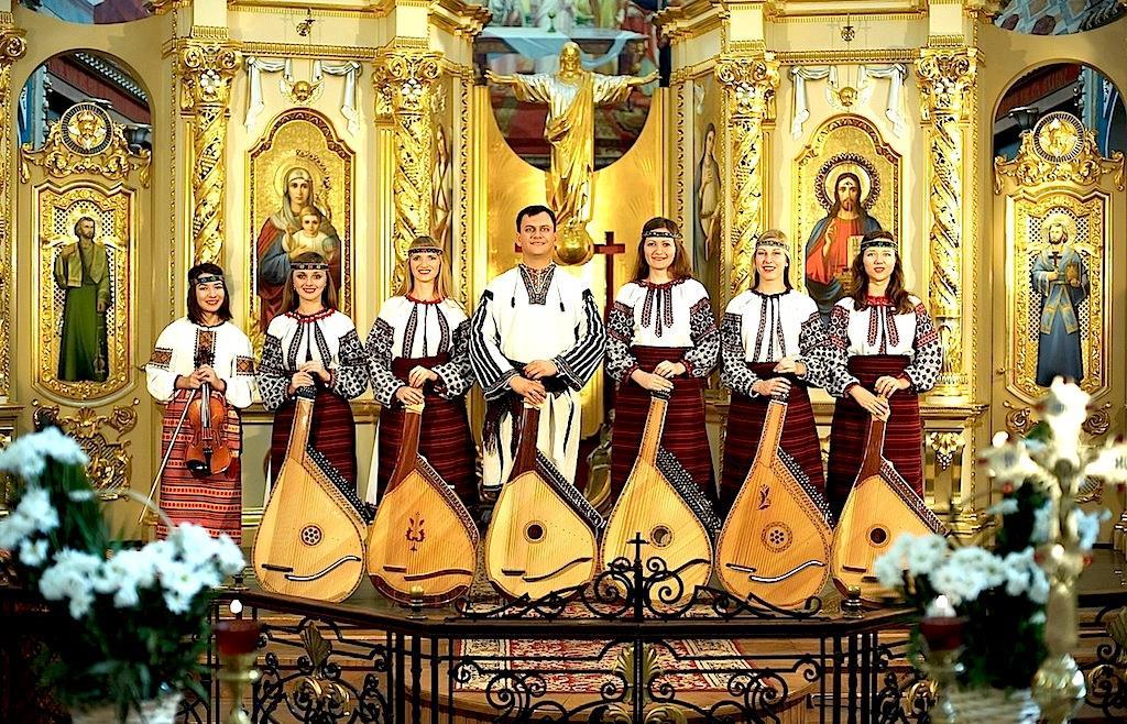 CONCERT |LES CORDES ET VOIX MAGIQUES D'UKRAINE