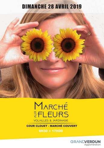 MARCHÉ AUX FLEURS, VOLAILLES & JARDINAGE