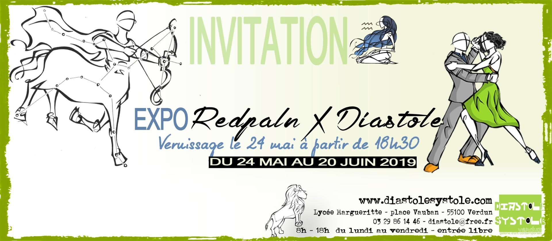 EXPOSITION |REDPALN X DIASTOLE