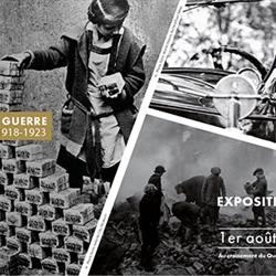 EXPOSITION | APRÈS LA GRANDE GUERRE. UNE NOUVELLE EUROPE, 1918-1923