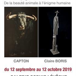 """EXPOSITION """"DE LA BEAUTÉ ANIMALE À L'ÉNIGME HUMAINE"""""""