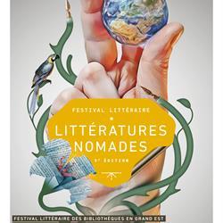 FESTIVAL INTERBIBLY : LITTÉRATURES NOMADES
