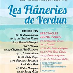LES FLANERIES DE VERDUN - DIRTY DEEP