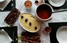 La table orientale